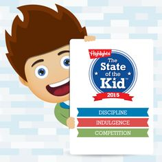 Each year we turn to kids to ask their thoughts on subjects important to their world, and to ours. This year's #StateOfTheKid survey gave kids a national platform on which to share their thoughts on discipline, indulgence, and competition. Click the link to read what kids had to say!