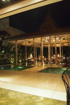 Bambu Restaurant, Seminyak, Bali #travelnewhorizons
