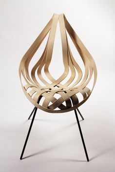 Sami Chair by Laura Kishimoto | more on: http://www.pinterest.com/AnkAdesign/collection-6/