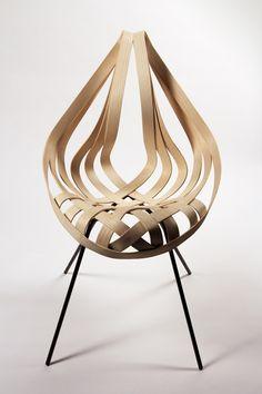 Sami Chair by Laura Kishimoto
