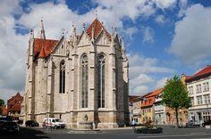 Blasiuskirche, Muhlhausen