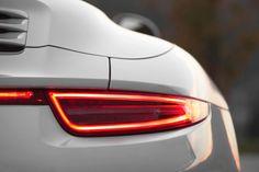 Porsche 911, rear light