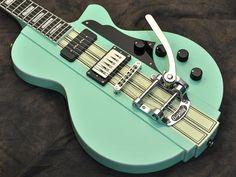 Rick Vito Signature Reverend Guitar. http://www.reverendguitars.com/instrument/rick-vito-signature/