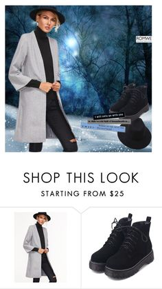 """""""Romwe 8/10"""" by smajicelma ❤ liked on Polyvore"""