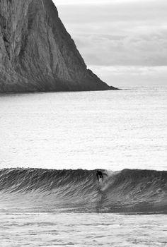 Poler — surf4living:   Lofoten Islands, Norway  Photo by...