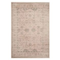 Make a statement in your hallway or master bedroom with this faded print design rug, perfect at the foot of the bed or in the centre of the hallway.  ...