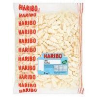 Haribo Milk Bottles 3kg