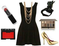 13 Little Black Dress Halloween Costume Ideas | College Fashion