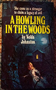 A Howling in the Woods - Velda Johnston Cover by Hector Garrido