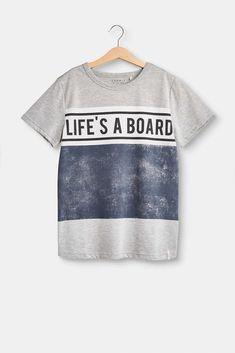 5566531b66 Esprit - Printed cotton T-shirt  MensT-shirts