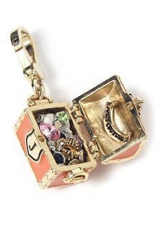 JC Treasure Chest Charm