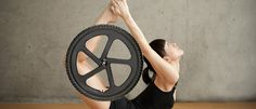 #BikramYoga #BowPose Two Wheels One Base  This line in the dialogue always confused me!