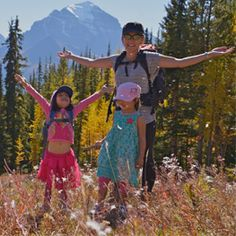 Awesome Autumn Walks, Hikes, and Bike Rides in Calgary and Area - Calgary's Child Magazine Autumn Walks, Magazines For Kids, Bike Rides, Lets Do It, Family Activities, Calgary, Hiking, Canada, Children