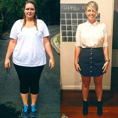 Great success story! Read before and after fitness transformation stories from women and men who hit weight loss goals and got THAT BODY with training and meal prep. Find inspiration, motivation, and workout tips   115 Pounds Lost: Mission Happy