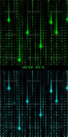 Matrix Abstract Vector Background #jpg #image #vector #matrix • Available here → https://graphicriver.net/item/matrix-abstract-vector-background/3945386?ref=pxcr