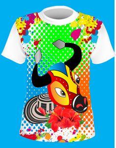 Camisetas-de-carnaval - Estampado y Publicidad Elsa, T Shirt, Ideas, Colombian Culture, Colombian Flag, Carnivals, Embroidered Towels, Printed Tees, Bracelets
