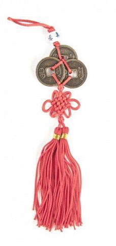 Glücksmünzen 3er-Set Feng Shui, Personalized Items, Shopping