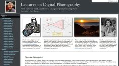 When it comes to the list of digital imaging pioneers, Marc Levoy is one of those names that belongs right near the top. His work has led to manyof the technical advances that we see in use today withcomputer generated imagery. So, it's no wonder that he jumped into digital photography. From 2009 until 2014, Levoy taught digital photography at Stanford. In 2016, he revised the course and taught it again at Google in Spring. Now, the entire revised course is availableonline completely f...