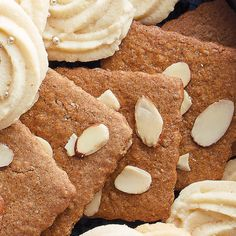 These well-spiced speculaas cookies are a holiday tradition in European countries like Belgium. Get the recipe at Chatelaine.com