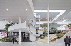 Centro de Conferência no Campus Corporativo de Apeldoorn,© Gerard van Beek