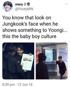 Funny BTS Memes 2018 Funny BTS Memes 2018 The Effective Pictures We Offer You About stay at home Dad Humor A quality picture can tell you many things. You can find the most beautiful pictures Foto Jungkook, Foto Bts, Kookie Bts, Bts Bangtan Boy, Jungkook Smile, Jungkook Funny, Bts Taehyung, K Pop, Memes Marvel