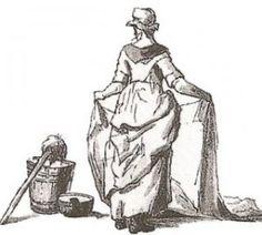 Maid, W.H. Pyne, Microcosm of London