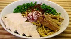 How to make Abura Soba 油そばの作り方