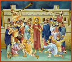 Holy week Religious Images, Holy Week, Son Of God, Orthodox Icons, Ikon, Holi, Jesus Christ, Thursday, Saints
