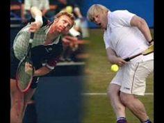 Boris Johnson Claims Boris Becker is Related Answer To Life, Alternative News, Mainstream Media, Boris Johnson, Universe, Wrestling, Sports, Lucha Libre, Hs Sports