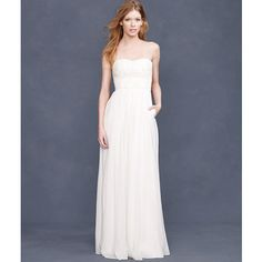 Farrah beaded gown. J.Crew...of course.