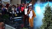 Her opptrer Ylvis på Today Show - Rampelys - VGTV Ummm I may have been in the interview at the end of this, whoops lol