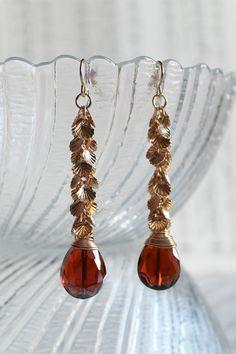 $15.50 Shoreline Shells Earrings by Somying So pretty