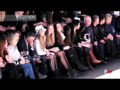 ▶ DAY 1 HIGHLIGHTS Moscow Fashion Week 2014 HD by Fashion Channel - YouTube