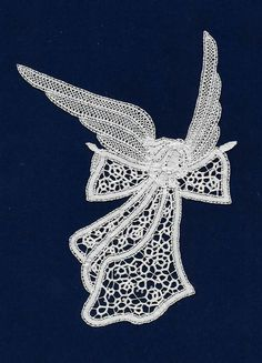 Romanian Lace, Bobbin Lace Patterns, Alphabet Cards, Card Book, Lace Heart, Lace Jewelry, Christmas Themes, Lace Detail, Advent