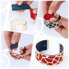 VU100 Bracelet de Cheville pour Femme Fille avec Cha/îne r/églable perles en Acier Titane Blanc Bijoux Cadeau