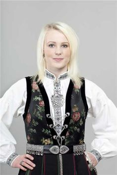 Folk Costume, Costumes, Norwegian Clothing, Going Out Of Business, 7 Continents, Punk, Norway, Vikings, Evolution