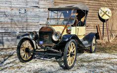 1911 Ford Model T Torpedo Roadster