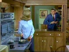 Bewitched With Elizabeth Montgomery On Pinterest