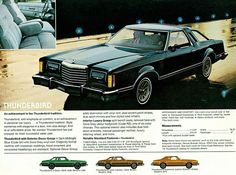 1978 Ford Thunderbirds