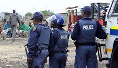 África do Sul: oito polícias detidos por morte de taxista