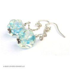 Blue Sky Earrings Breaking Bad Inspired by beadloverskorner, $24.99