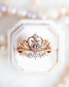49 Utterly Gorgeous Engagement Ring Ideas ❤ engagement ring ideas unique engagement ring ideas2 #weddingforward #wedding #bride