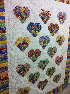 Traditional customer Quilt | Even though my focus isn't on t… | Flickr