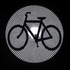 Op Art   Op Art Bike –