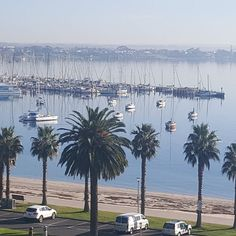 Geelong waterfront on a cold and crisp Autumn morning (last day of Autumn) #geelongwaterfront #geelong #victoria #australia #water #yachts by finnegans_domain http://ift.tt/1JtS0vo