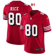 Men 80 Jerry Rice Jersey Football San Francisco 49ers Jersey f00899dcc