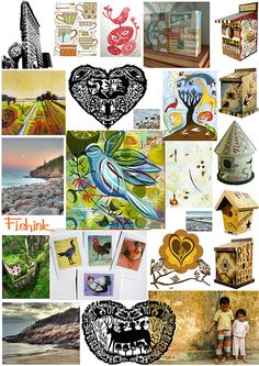 Fishinkblog 8875 Mid Week Mix 44 Check out my blog ramblings and arty chat here www.fishinkblog.w... and my stationery here www.fishink.co.uk , illustration here www.fishink.etsy.com and here carbonmade.com/.... Happy Pinning ! :)