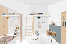 Heju Studio - APPARTEMENT LEPIC