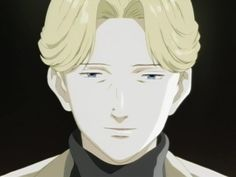 "anime ""Monster"" Johan Liebert"