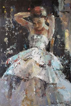 Evening Comes Fast Art of Julia Klimova  |  New Paintings